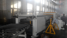 11m-38m Paper(PVC)Sticking Production Line(High Matching Type)/Veneer Finger Jointing Machine