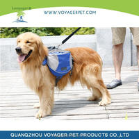 Lovoyager American hot selling pet products nylon backpack for dogs