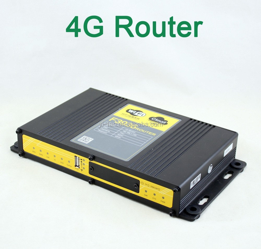 F3936 support advertising captive portal 4g wireless router