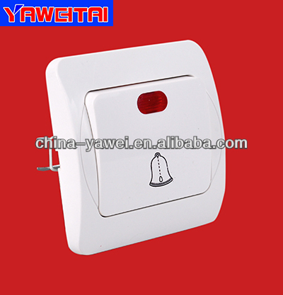 lithuania switch/1 gang switch with light