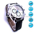 High quality 1080P spy watch camera with motion detection