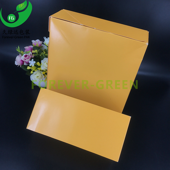 greyboard Coated paper CCNB Wholesale Custom Small Gift Box