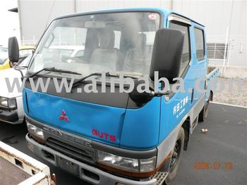 USED MITSUBISHI CANTER/1997 1.25TON DOUBLE CAB truck