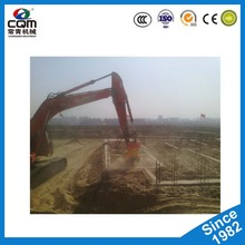 Hydraulic plate compactor for 5,10 20 ton excavator
