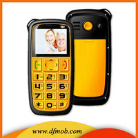 "1.8"" QCIF Screen Dual SIM Card Support Keypad Talking Time Cheap Stylish Old People Mobile Phone T02"
