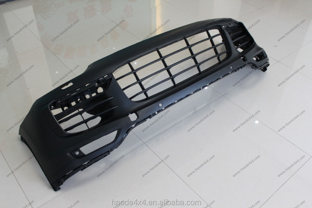 high quality turbo front bumper for Cayenne 2014+