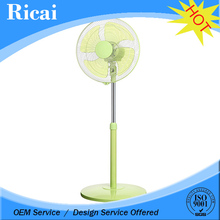 Max Performance High Velocity pedestal fan specification