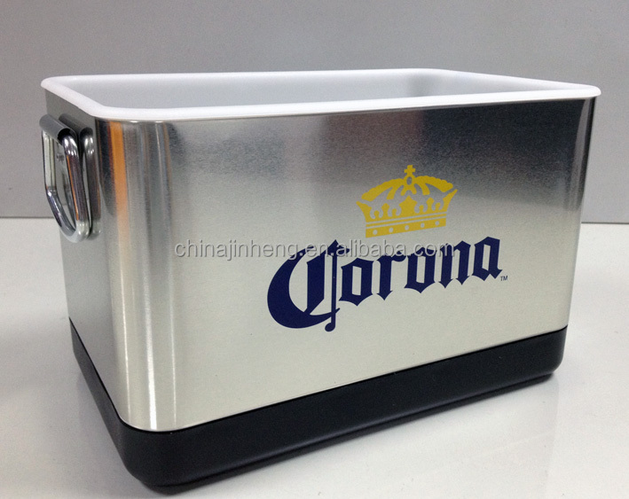 6L Corona bottle beer cooler ice bucket
