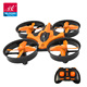 2018 New Mini Drones 2.4G 4-axis Aircraft 360 Flips Headless Mode Quadcopter Without Camera