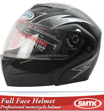 double visors flip up helmets smtk-197