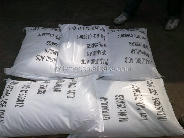 cyanuric acid 98.5% -- Granule -- Genuine Factory