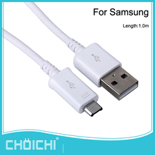 China supplier high quality 1m usb data cable for samsung galaxy s4,N7100