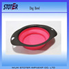 Hot sale silicone heated dog bowl