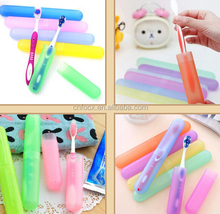 New Travel toothbrush box / Toothbrush Protect Holder Case Box Tube Cover