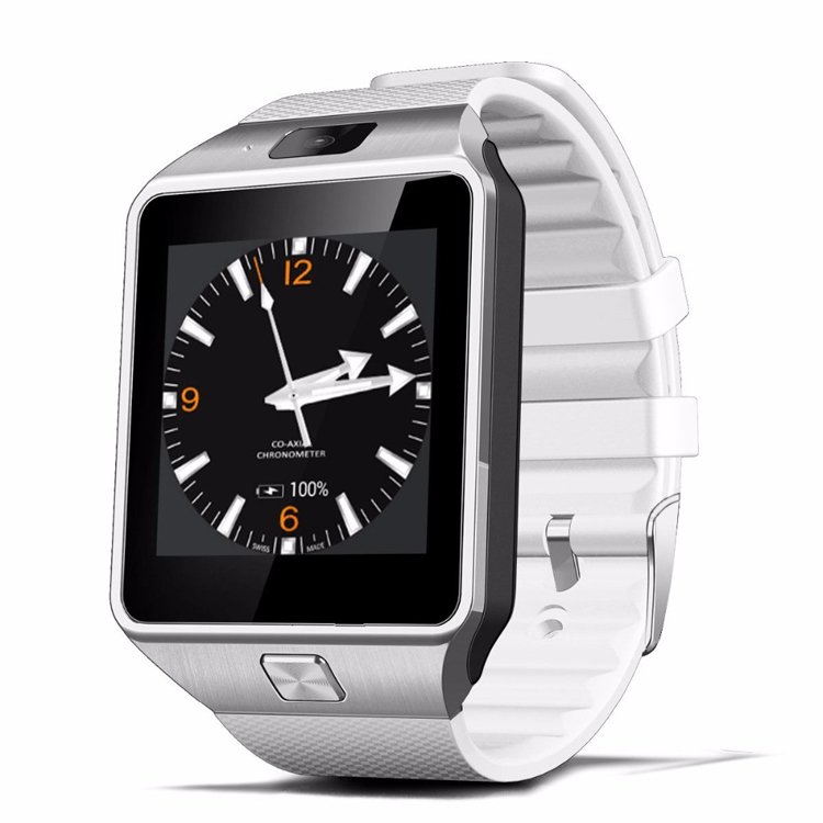 2016 Unlocked hand 3G GPS WiFi smart watch mobile phone QW09