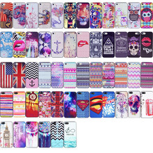 Hot Printed Colorful Patterns Cute Hard Back Case Cover For Apple iPhone 5 4S 5C