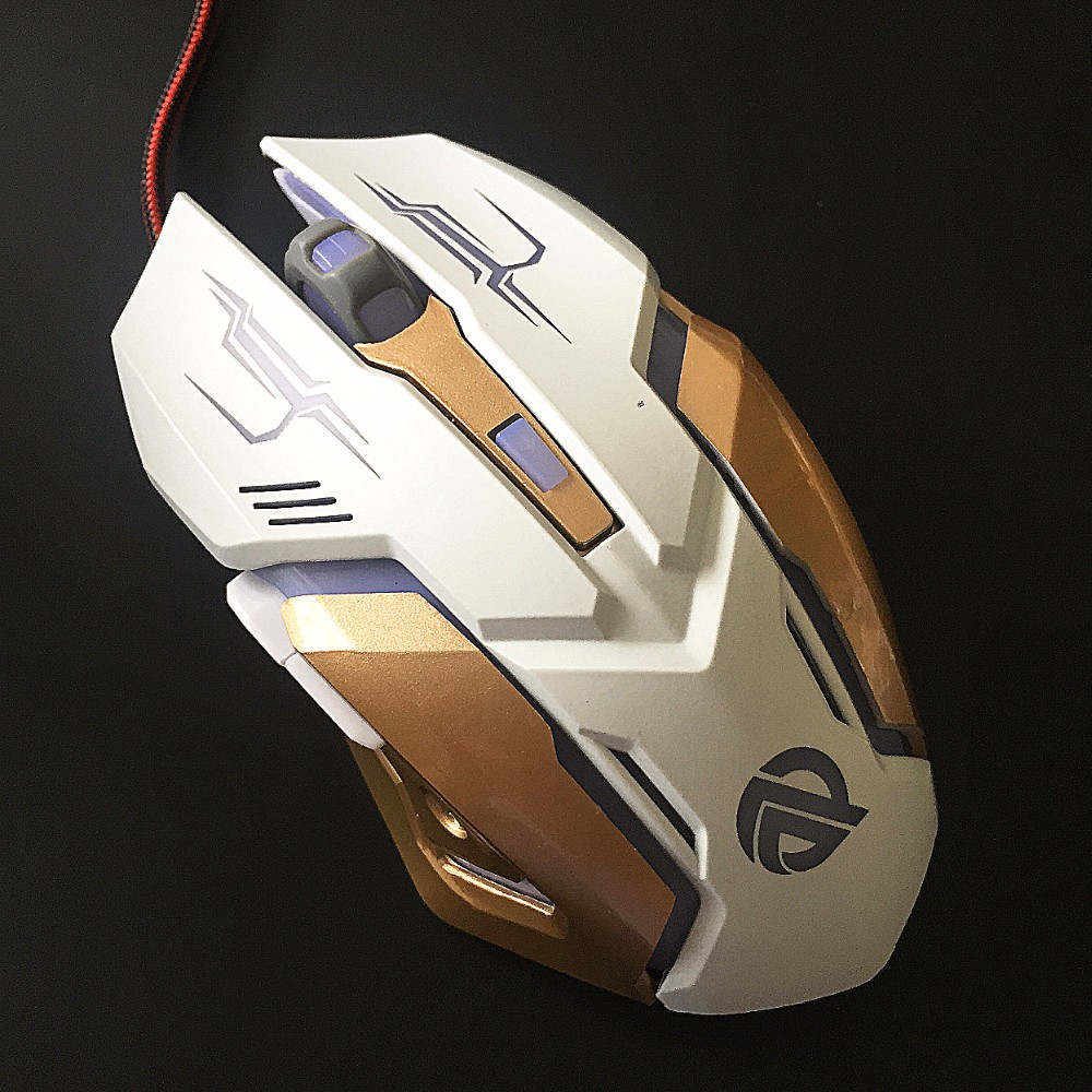 Mechanical Gaming 6D Wired Computer Gamer Mouse