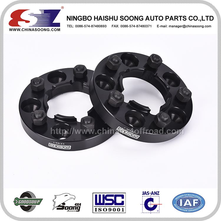 factory good quality custom car wheel spacer 4x100 for Jeep