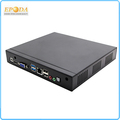 12V Portable Intel J2900 Quad-core 2.4--2.6GHz X86 HDMI VGA LAN port RJ45 High Quality Quad Core Thin Client with VESA Mount