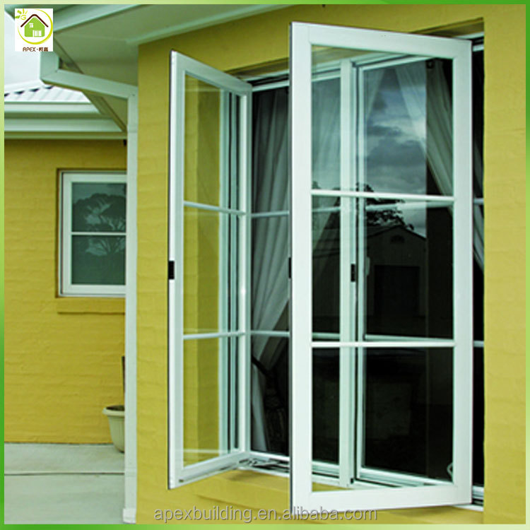 Horizontal casement /egress casement window with casement crank open window