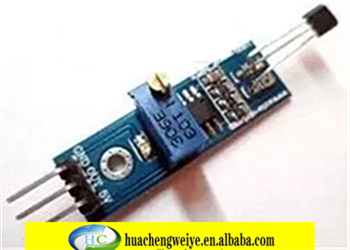 New electronics ic YS 27 hall sensor module