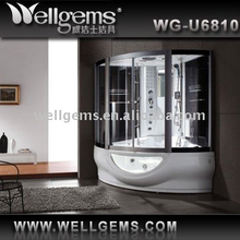 Luxury Steam Room,bathroom,shower room for massage bath tubes
