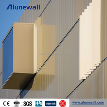 Wall cladding alucobond outdoor modern design aluminum composite panel