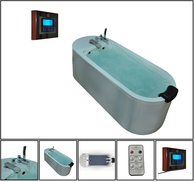 Hot Sale Portable Whirlpool Spa One Person Hot Tub