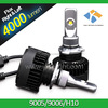 6500k 9005 HB3 led headlight for Mazda Axela low beam 2014