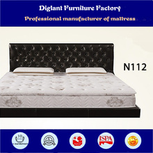 Natural latex mattress with Talalay and Dunlop latex ( N112)