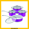 2015 enamel cookware set with great price
