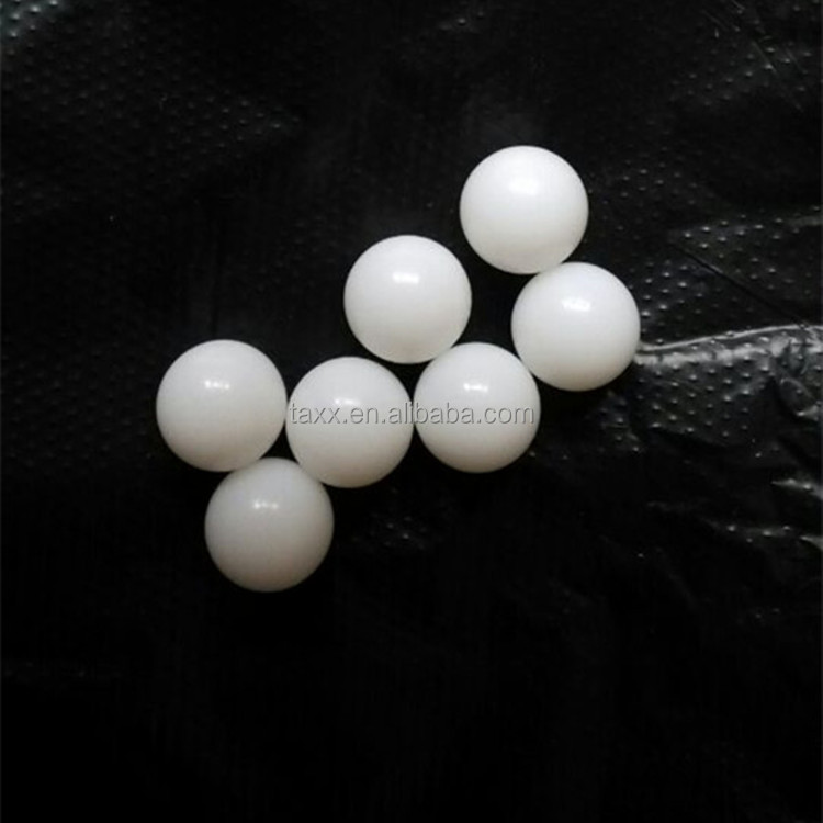 Free shipping delrin <strong>G1</strong> 6.35mm plastic pom bearing ball