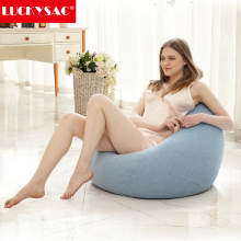 Large size bean bag ,bedroom bean bag cover retail and wholesale ,TV bean bag chair