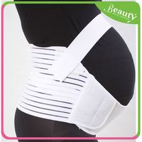 Angled metal support brace ,maternity bellyband ,H0T6m lumbar back waist supporter
