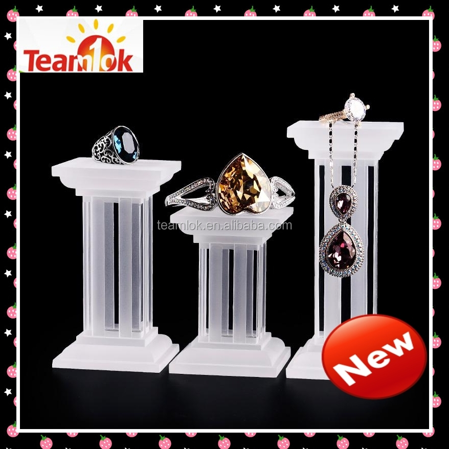 Professional manufacture acrylic jewelry display