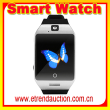 2.0 MP Camera MTK 6577 Dual Core 3G Wireless Bluetooth Android Smart Watch WIFI 2015