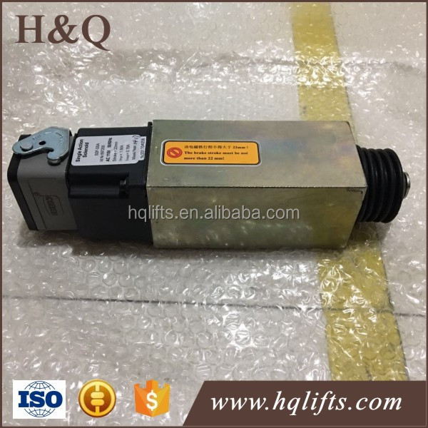 Escalator brake SSA-897200 Escalator single action solenoid Escalator parts