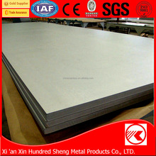 304 0.5mm Thickness BA Finish Stainless Steel Sheet Price