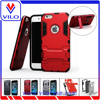 Direct factory TPU case for iphone 6, cellphone case TPU PC combo case