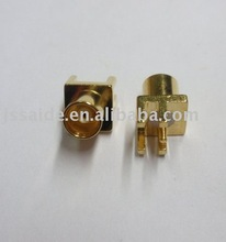 {116}MCX-KE1.6 female pin connector for PCB mounting