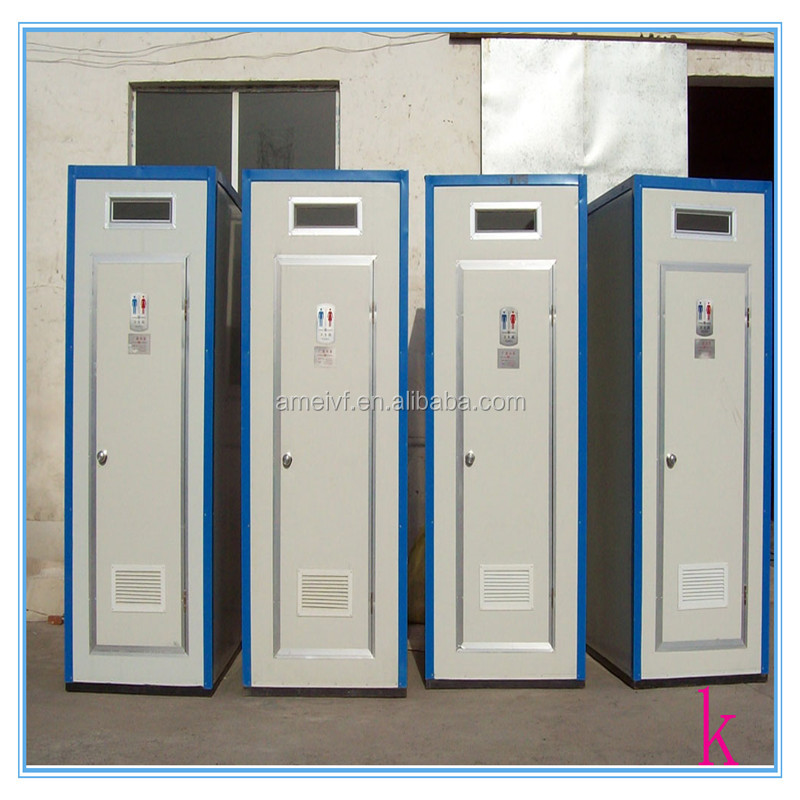 Prefabricated Bathroom Design Outdoor Portable Mobile Toilets Shower Room