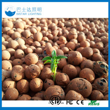 light weight expanded clay aggregate for plant