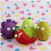 2013 custom pop eyes squishy toys/plastic squishy vinyl popeyes toys
