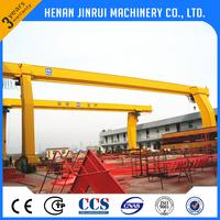 Warehouse Supply Gantry Crane Electric Hoist Single Girder Mobile Door Gantry Crane Price