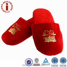 Wholesale Chinese Traditional Excellent Design Favor Wedding Slippers for Lady