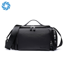Black Color Guangzhou Camer Wholesale Clutch Bag Leather Handbag