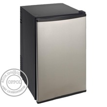 Small Electric Refrigerator / Gray Color 70L Solid Door Fridge