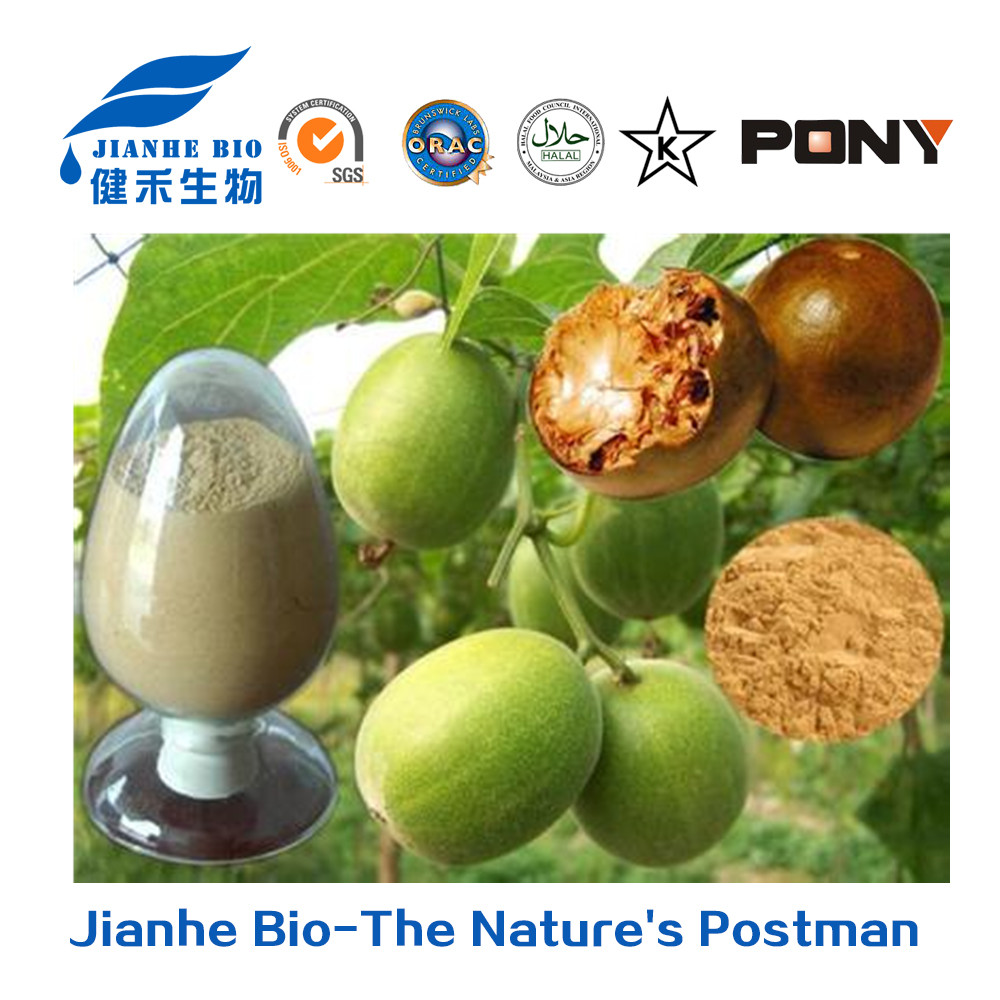 Chinese Traditional Medicine Monk Fruit Extract Fructose Glucose