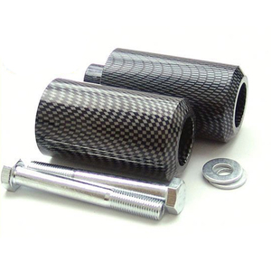 FFSYA003 For YZF R1 2002 2003 Frame Sliders Carbon