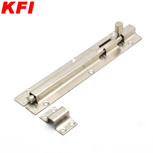 Wholesale price door hardware stainless steel good quality door flush barrel bolt tower bolt